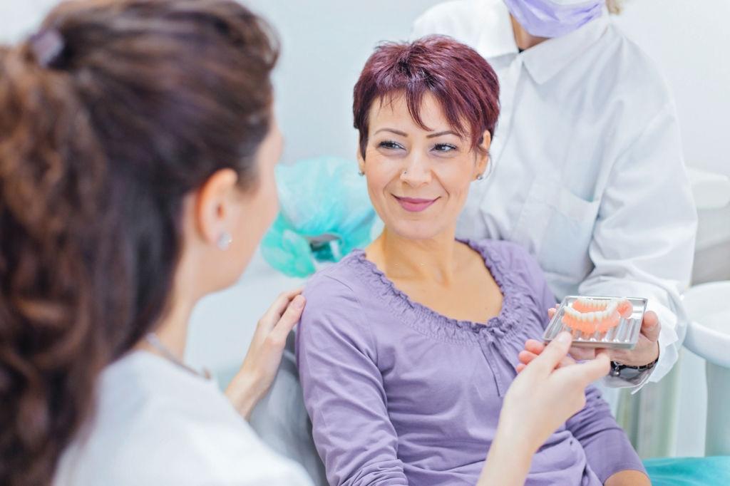 La recuperación después del injerto de hueso dental